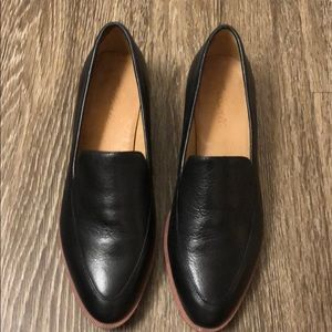Black Madewell loafer